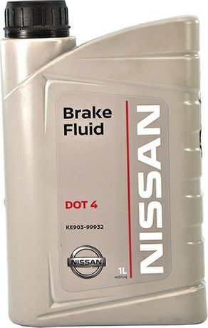 Тормозная жидкость Nissan/Infiniti DOT 4