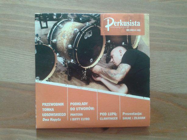 Perkusista CD nr 9/2014 Przewodnik Tomka Łosowskiego