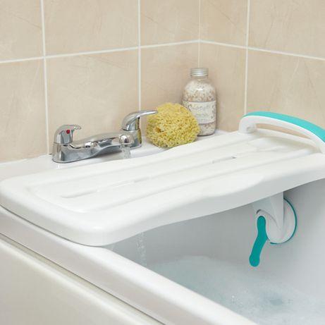 Surefoot 2‑in‑1 Easy‑fit Bath & Shower Board. Оригинал.