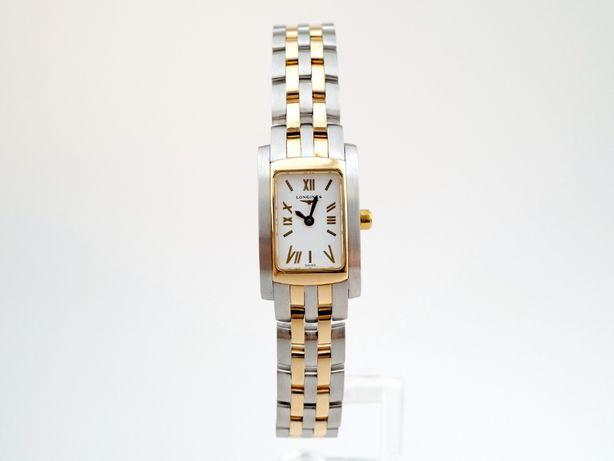 Longines Dolce Vita Steel 18K Gold Women's Watch