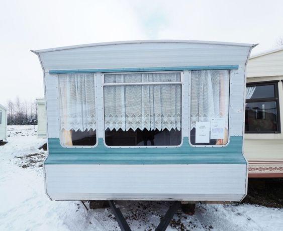 Domek holenderski angielski TUDOR ROOS L1034 Camplas domki mobilne dom