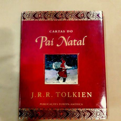 J R R Tolkien - Cartas do Pai Natal - edição 2006