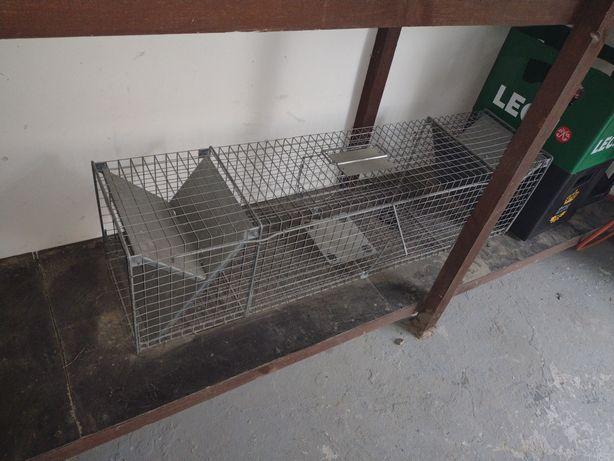 Pułapka na lisy wydra kuna bobry