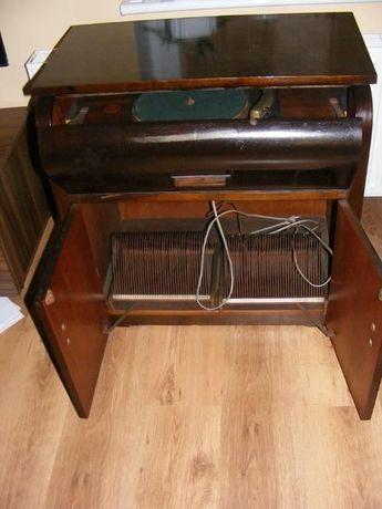 gramofon stary antyczny