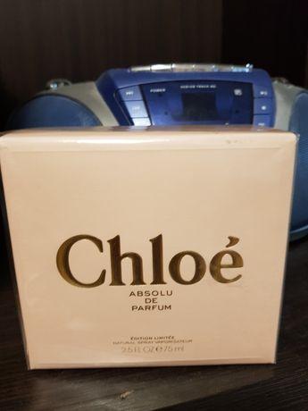 Chloe  absolu de parfum 75 ml