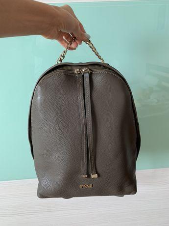 Кожаный рюкзак,кожаная сумка Nursace