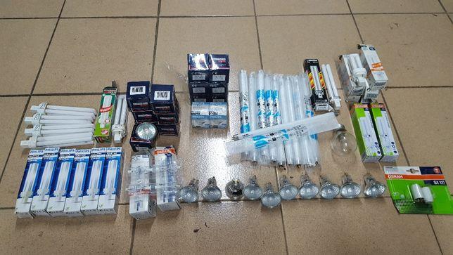 Kit lâmpadas de diversos tipos - Tudo a funcionar