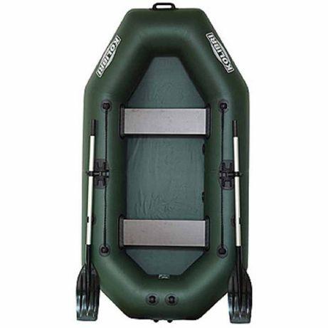 Лодка надувная гребная Kolibri К-240 б/у в отличном состоянии