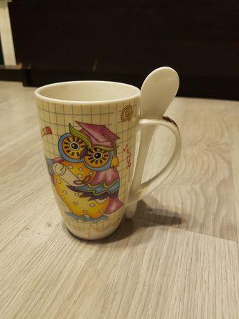 Porcelanowy kubek