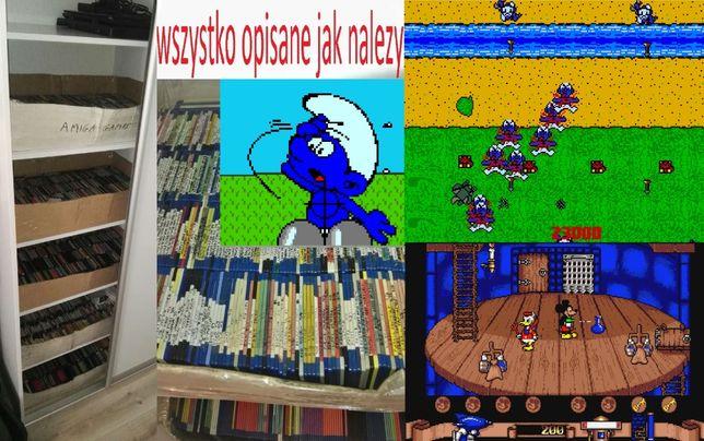 Amiga gry na podst. bajek i filmów #29 dyskietki ps1 ps2 ps5 xbox wii