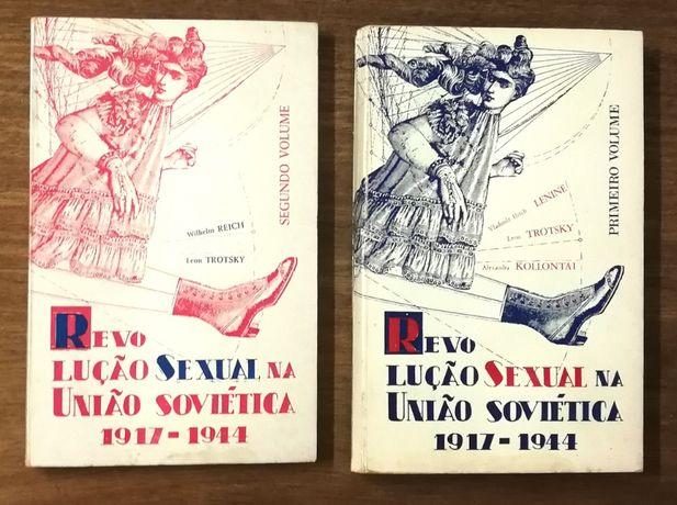 revolução sexual na união soviética 1917 a 1944, 2 volumes