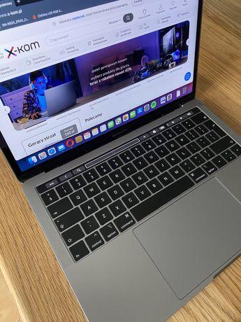 Zamienie Macbook pro 13 8gb 128gb Touch Bar 2019r na macbooka 15