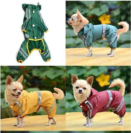 Комбинезон дождевик для собаки в наличии распродажа! + реал фото