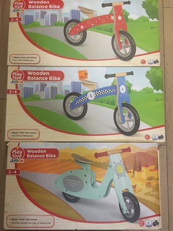 Велобіг Велобег Playtive Германія