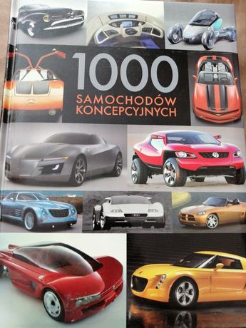 1000 samochódw koncepcyjnych