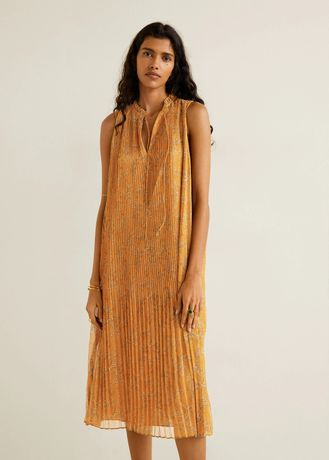 Платье манго zara