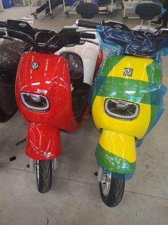 Электро скутеры,электроскутеры 800w/60v/22,3ah обмен