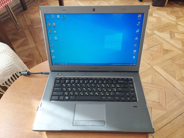 Терміновий продаж ноутбукDell Vostro, з Європи,недорого, хороша якість