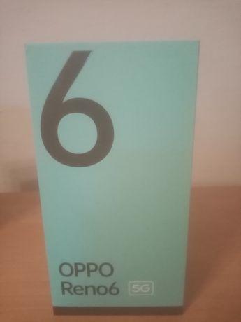 OPPO Reno 6 nowy. Zamiana!!!