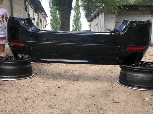бампер задний BMW F10 ( бмв ф10) оригинал б/у