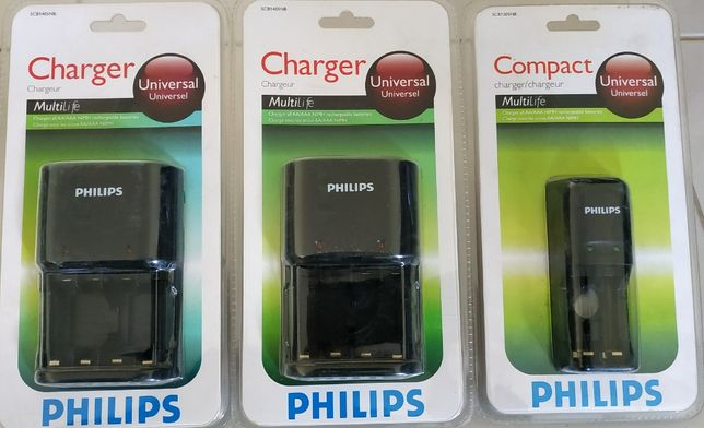 Зарядное устройство Philips AA и AAA