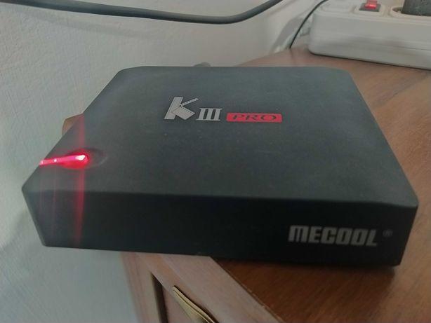 Медіаплеєр mecool k3 pro