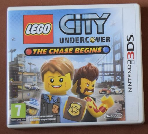 Nintendo DS Lego City Undercover - The Chase Begins