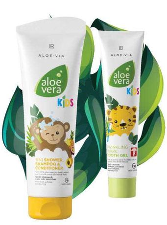 Vendo Set Aloe Vera Kids