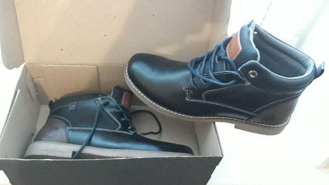 Ботинки мужские 42 размер новые недорого
