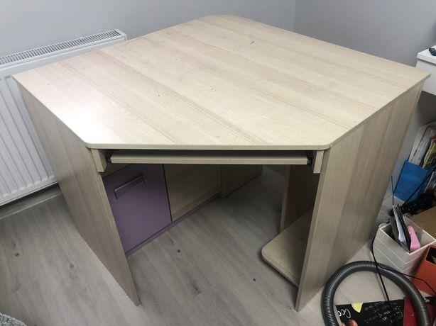 Biurko narozne dla dziecka