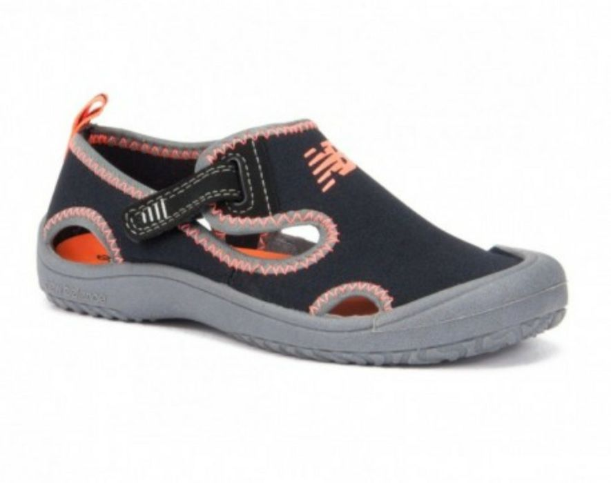 New balance 35 cruiser sandal black orange sandały Radzyń Podlaski - image 1