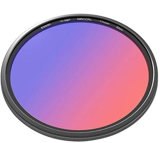 OUTLET Filtr polaryzacyjny 58mm ESDDI MRC-CPL-5.9T