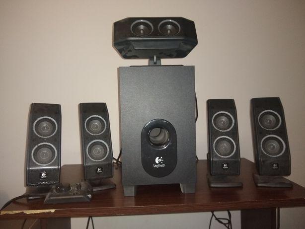 Głośniki komputerowe Logitech x540