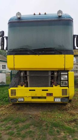 Renault magnum после дтп