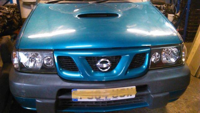 Frente Nissan Terrano 2.7 Tdi