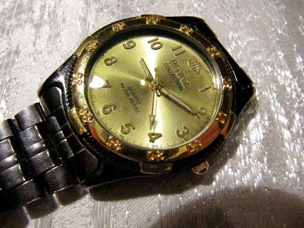 Часы ROYAL в коллекцию, 2007 года, мужские, новые,механизм ISA