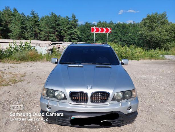 Продам BMW X5 E53 M57