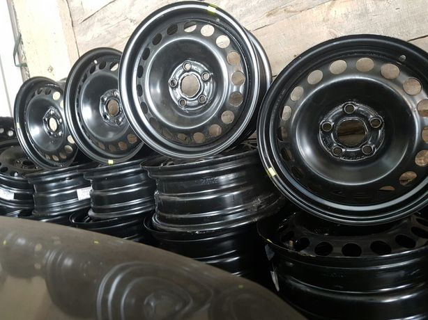 Felgi Stalowe Opel Astra J-K R15 5x105 6J ET39-Nowe