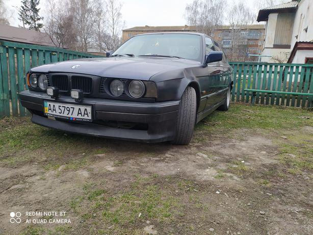 BMW E34 525i плита