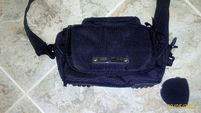 Bolsa original PSP + capa para jogo