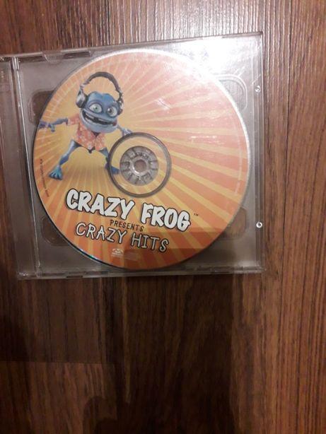 Crazy Frog. Crazy Hits.