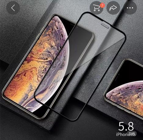 Capa de vidro para iPhone XR