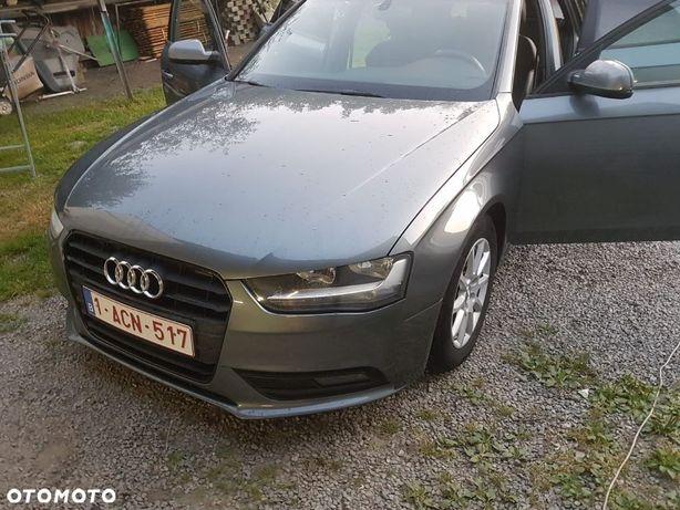 Audi A4 Audi A4B8 faktura vat