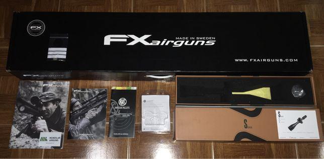 Fx Bobcat mkii  4,5mm
