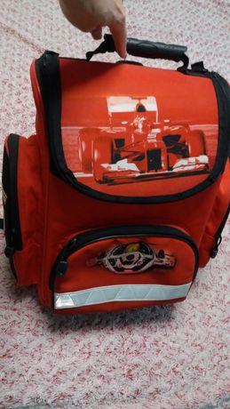 школьный рюкзак 1-5 класс фирменный 170гр