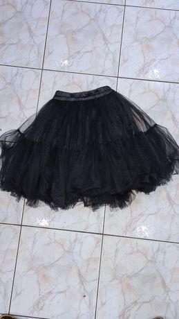 Юбка детская. Чёрная. Одета один раз.