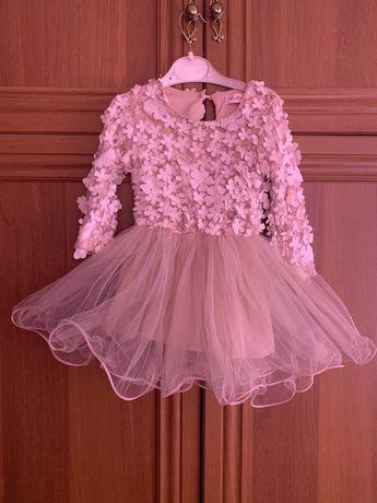 Сукня на дівчинку 1,5-2 роки