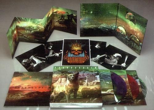 Soundgarden-Telephantasm-Super DeLuxe Limited Edition Numbered Box Set