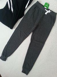 Спортивные штаны утеплен для мальчика glo-story 134 серые