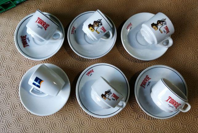 Chávenas de café TORRIÉ
